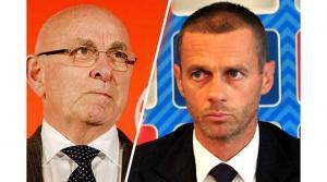 UEFA başkanını seçiyor