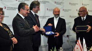 YDÜ ile Erciyes Üniversitesi protokol imzaladı