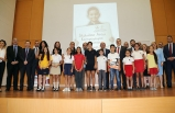 Koopbank'ın düzenlediği ilkokullar arası kompozisyon yarışması sonuçları açıklandı