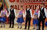 Nevşehir'de düzenlenen Halk Oyunları Festivaline Mormenekşe'den bir ekip katıldı