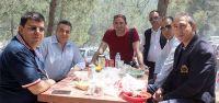 DP'nin 1 Mayıs pikniği, Boğaz'da gerçekleştirildi