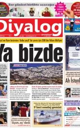 Diyalog Gazetesi - Kıbrıs'ta Haberin Merkezi - 18.08.2019 Manşeti