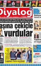 Diyalog Gazetesi - Kıbrıs'ta Haberin Merkezi - 25.09.2018 Manşeti