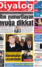 Diyalog Gazetesi - Kıbrıs'ta Haberin Merkezi - 16.01.2019 Manşeti