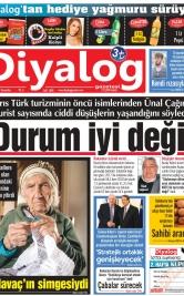 Diyalog Gazetesi - Kıbrıs'ta Haberin Merkezi - 13.02.2019 Manşeti
