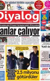 Diyalog Gazetesi - Kıbrıs'ta Haberin Merkezi - 17.03.2019 Manşeti