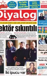 Diyalog Gazetesi - Kıbrıs'ta Haberin Merkezi - 07.12.2019 Manşeti