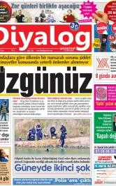 Diyalog Gazetesi - Kıbrıs'ta Haberin Merkezi - 21.04.2019 Manşeti