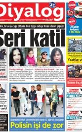 Diyalog Gazetesi - Kıbrıs'ta Haberin Merkezi - 22.04.2019 Manşeti