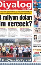 Diyalog Gazetesi - Kıbrıs'ta Haberin Merkezi - 20.08.2019 Manşeti