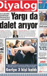 Diyalog Gazetesi - Kıbrıs'ta Haberin Merkezi - 17.09.2019 Manşeti