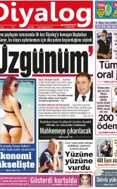 Diyalog Gazetesi - Kıbrıs'ta Haberin Merkezi - 22.10.2021 Manşeti
