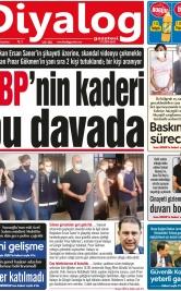 Diyalog Gazetesi - Kıbrıs'ta Haberin Merkezi - 23.10.2021 Manşeti