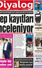 Diyalog Gazetesi - Kıbrıs'ta Haberin Merkezi - 24.10.2021 Manşeti
