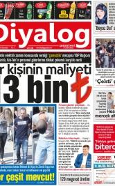 Diyalog Gazetesi - Kıbrıs'ta Haberin Merkezi - 18.07.2018 Manşeti