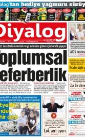 Diyalog Gazetesi - Kıbrıs'ta Haberin Merkezi - 13.08.2018 Manşeti