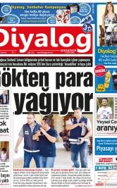 Diyalog Gazetesi - Kıbrıs'ta Haberin Merkezi - 22.09.2018 Manşeti
