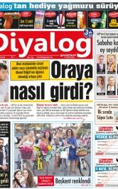Diyalog Gazetesi - Kıbrıs'ta Haberin Merkezi - 24.09.2018 Manşeti