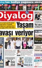 Diyalog Gazetesi - Kıbrıs'ta Haberin Merkezi - 21.10.2018 Manşeti