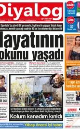 Diyalog Gazetesi - Kıbrıs'ta Haberin Merkezi - 12.12.2018 Manşeti