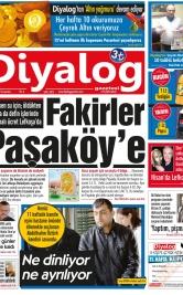 Diyalog Gazetesi - Kıbrıs'ta Haberin Merkezi - 19.01.2019 Manşeti