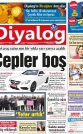 Diyalog Gazetesi - Kıbrıs'ta Haberin Merkezi - 20.01.2019 Manşeti