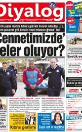 Diyalog Gazetesi - Kıbrıs'ta Haberin Merkezi - 21.01.2019 Manşeti