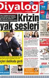 Diyalog Gazetesi - Kıbrıs'ta Haberin Merkezi - 22.01.2019 Manşeti