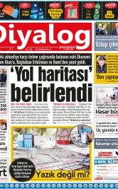 Diyalog Gazetesi - Kıbrıs'ta Haberin Merkezi - 17.04.2018 Manşeti
