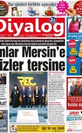 Diyalog Gazetesi - Kıbrıs'ta Haberin Merkezi - 16.02.2019 Manşeti