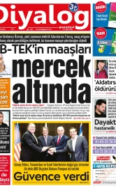 Diyalog Gazetesi - Kıbrıs'ta Haberin Merkezi - 21.03.2019 Manşeti