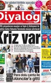 Diyalog Gazetesi - Kıbrıs'ta Haberin Merkezi - 23.03.2019 Manşeti