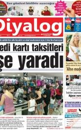 Diyalog Gazetesi - Kıbrıs'ta Haberin Merkezi - 15.09.2019 Manşeti