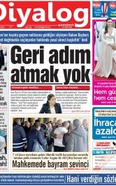Diyalog Gazetesi - Kıbrıs'ta Haberin Merkezi - 11.12.2019 Manşeti