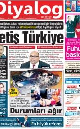 Diyalog Gazetesi - Kıbrıs'ta Haberin Merkezi - 20.01.2020 Manşeti
