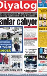 Diyalog Gazetesi - Kıbrıs'ta Haberin Merkezi - 21.01.2020 Manşeti