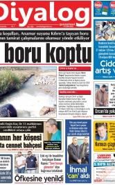 Diyalog Gazetesi - Kıbrıs'ta Haberin Merkezi - 22.01.2020 Manşeti