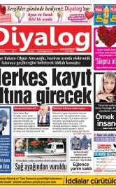 Diyalog Gazetesi - Kıbrıs'ta Haberin Merkezi - 14.02.2020 Manşeti