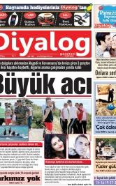 Diyalog Gazetesi - Kıbrıs'ta Haberin Merkezi - 24.05.2020 Manşeti