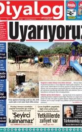 Diyalog Gazetesi - Kıbrıs'ta Haberin Merkezi - 26.05.2020 Manşeti