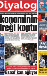 Diyalog Gazetesi - Kıbrıs'ta Haberin Merkezi - 27.05.2020 Manşeti