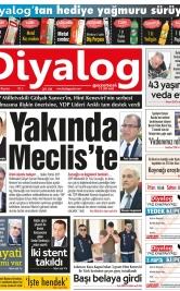 Diyalog Gazetesi - Kıbrıs'ta Haberin Merkezi - 21.05.2018 Manşeti
