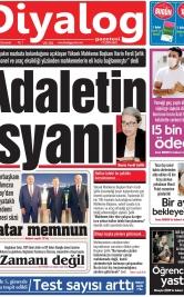 Diyalog Gazetesi - Kıbrıs'ta Haberin Merkezi - 05.08.2020 Manşeti