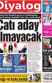 Diyalog Gazetesi - Kıbrıs'ta Haberin Merkezi - 06.08.2020 Manşeti