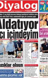 Diyalog Gazetesi - Kıbrıs'ta Haberin Merkezi - 07.08.2020 Manşeti