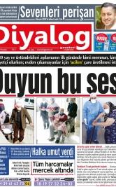 Diyalog Gazetesi - Kıbrıs'ta Haberin Merkezi - 21.01.2021 Manşeti