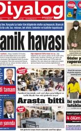 Diyalog Gazetesi - Kıbrıs'ta Haberin Merkezi - 24.01.2021 Manşeti