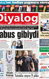 Diyalog Gazetesi - Kıbrıs'ta Haberin Merkezi - 18.06.2018 Manşeti