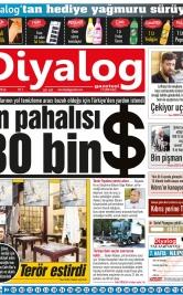 Diyalog Gazetesi - Kıbrıs'ta Haberin Merkezi - 19.06.2018 Manşeti
