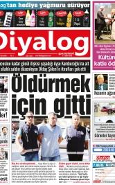 Diyalog Gazetesi - Kıbrıs'ta Haberin Merkezi - 20.06.2018 Manşeti